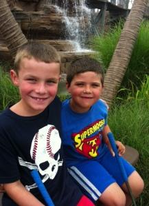 adam and michael